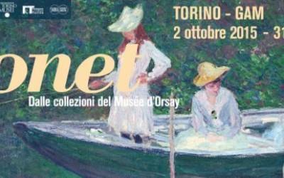 Monet alla GAM di Torino